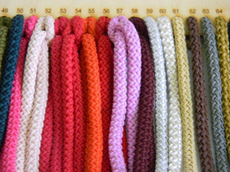 Трикотажный шнур для вязания 919